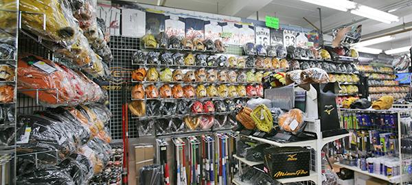 奥武山スポーツ店について